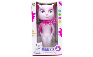 Jucarie Talking Angela, 28 cm
