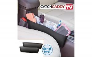 Set 2 buzunare detasabile pentru scaune auto