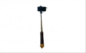 Selfie stick cu fir SK18 extensibil si buton declansator incorporat - lungime maxima 78 cm, la 25 RON in loc de 48 RON