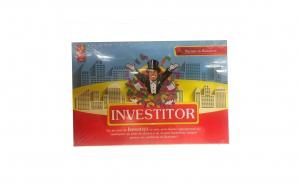 Joc de societate - Investitorul Romania