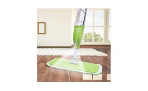 Mop microfibra Spray Mop, cu rezervor pulverizare apa si solutii speciale de dezinfectare 500 ml