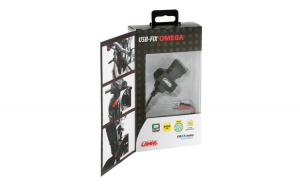 Incarcator motocicleta USB-Fix Omega