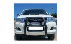 Bullbar poliuretan cu proiectoare Toyota