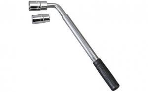 Cheie telescopica pentru roti cu tubulare, 17-19 mm si 21-23 mm, argintiu