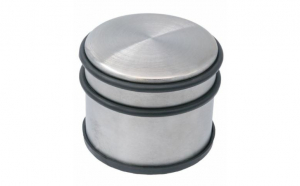 Opritor de usa metalic argintiu 9,5x7 cm JstJ