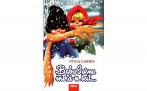 Baba iarna intra-n sat, autor Otilia Cazimir