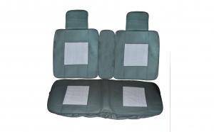 Huse scaune auto universale, Textil Insertii Piele Ecologica