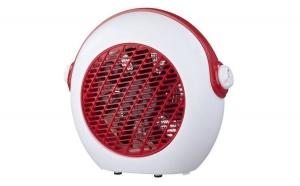 Aeroterma2000 W termostat, protectie supra-incalzire, la alb/rosu + Set cutite 3 piese cadou