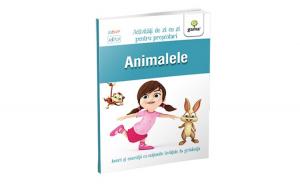Animalele 3-5 ani/ Activitati de zi cu