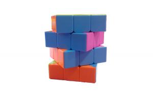 Cub Rubik  3x3x4 Yisheng Stickerless , 68CUB
