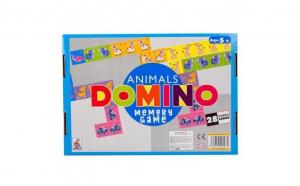 Joc de masa Domino cu animale