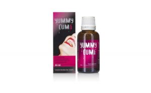 Solutie Yummy Cum Drops, 30ml