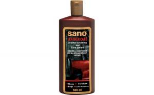 Solutie pentru curatat Sano Leather, Produse de curatare