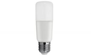 Bec LED Tungsram E27 forma stick, 12W, 15000 ore, lumina rece