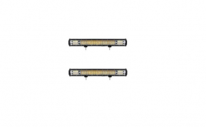 Led bar 252w bicolor