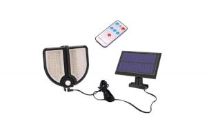 Lampa solara 90 LED, senzor de miscare,