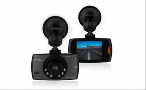 Martor in trafic camera auto profesionala, Full HD 1080P, DVR LCD, Night Vision G-Sensor