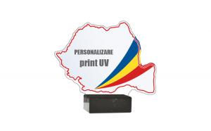 Trofeu din Acril - Romania