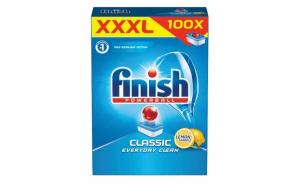 Finish Tablete 100BUC Classic Lemon
