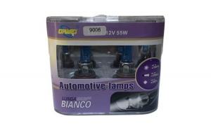 Set 2 Bec Auto 12V,55W HB4 (9006) Halogen, White +110%