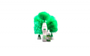 Pamatuf curatare praf electric cu 250rpm GO DUSTER verde