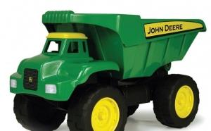 John Deere camion mare Tomy, la doar 89 RON in loc de 153 RON