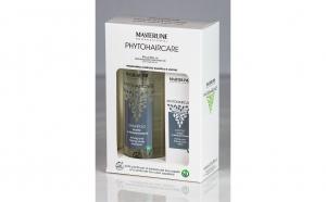 Kit sampon si lotiune pentru scalp sensibil, dermatita, Masterline - 100% natural