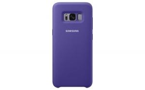 Husa Samsung Silicon pentru Galaxy S8 G950 (EF PG950TVEGWW) violet