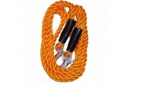 Cablu remorcare impletit 1,8 t- 4 m,