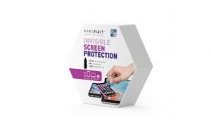 Protectie lcihida pentru telefoane si tablete, cu nanoparticule Nanofixit  - Family pachet, produs original