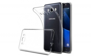 Husa Samsung J7 2016 Flippy Tpu Transparent
