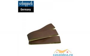 Set benzi de slefuire (914 x 100mm)  granulatie K120  3 buc. Scheppach