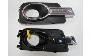 Grila dedicata DRL LED VW-348