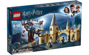 Lego harry potter hogwarts whomping