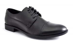 Pantofi barbatesti negri eleganti - Sheeran