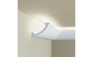 Scafa decorativa din polimer rigid ES1 - 8.3x11.2x200 cm