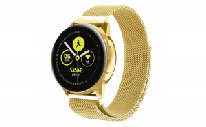 Curea Milanese Premium MTP Gold 22mm