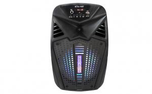 Boxa portabila KTx-1187 + Microfon Karaoke, 32 cm inaltime