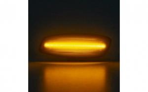 Lampi semnalizare LED fumurii Citroen,Pe