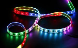 Banda RGB Led, cu telecomanda si joc de lumini spectaculos