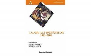 Valori ale romanilor 1993-2006, autor Bogdan Voicu, Malina Voicu