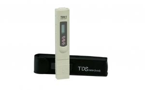 TDS-Metru Apa este un instrument ce masoara totalul solidelor dizolvate (TDS) intr-un lichid