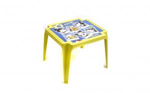Masa din plastic pentru copii