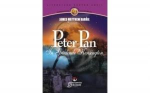 Peter Pan in gradini