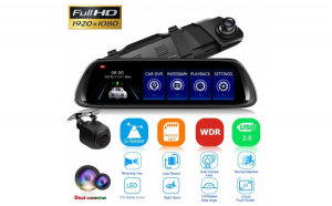 Camera Video Auto Oglinda DVR Dubla
