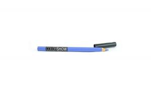 Creion contur ochi Maybelline Khol Eye Liner Pencil Crayon Color Show - Chambray Blue