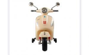 Motocicleta Vespa pentru copii electrica