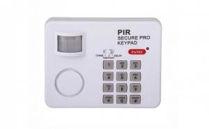 Alarma wireless cu senzor de miscare si cod de blocare/deblocare, la doar 49 RON in loc de 99 RON