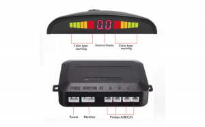 Set Senzori Parcare Auto Detector