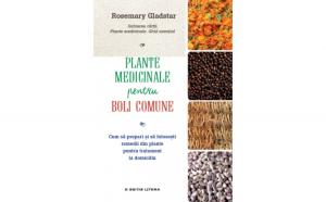 Plante medicinale pentru boli comune - Rosemary Gladstar